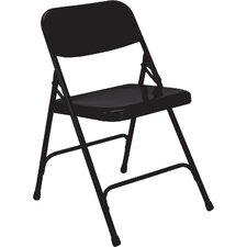 200 Series Industrial Folding Chair (Set of 4)