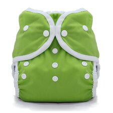 <strong>Thirsties,INC</strong> Duo Wrap Snap Diaper in Meadow