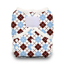 Duo Wrap Diaper with Hook and Loop
