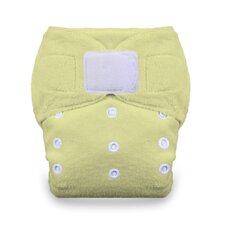 Duo Fab Fitted Diaper with Hook and Loop