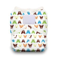 <strong>Thirsties,INC</strong> Duo Wrap Diaper with Hook and Loop