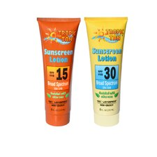 Sunscreen Flask, Sneak Booze Anywhere (Set of 2)