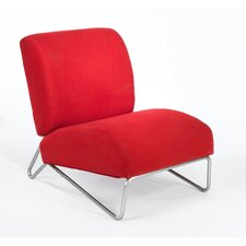 Easy Rider Microsuede Lounge Chair