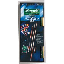<strong>Mizerak</strong> Deluxe Pool Accessory Kit