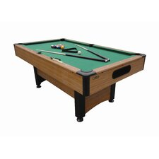 Dynasty Space-Saver 7' Pool Table & Accessories