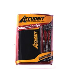 <strong>Accudart</strong> Pro Line Sharpshooter Dart Set