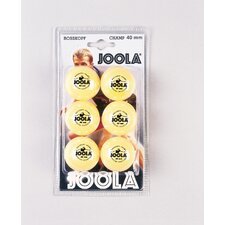 <strong>Joola USA</strong> Rossi Champ Ball - 6 Count in Orange