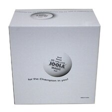 <strong>Joola USA</strong> Magic 2 Star Training Ball - 144 Count in White