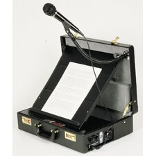 PA-In-Case Sound Attache 20 Watt Lentern PA