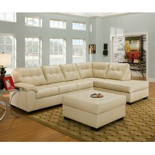 <strong>Simmons Upholstery</strong> Soho Sectional
