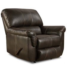 <strong>Simmons Upholstery</strong> Power Rocker Recliner
