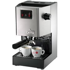 <strong>Gaggia</strong> Classic Semi-Automatic Espresso Machine