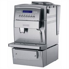 Titanium Office Espresso Machine
