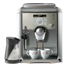 <strong>Gaggia</strong> Platinum Vision Espresso Machine with Milk Island