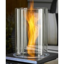 Glass Cylinder for Venturi Table Top Fire Pits