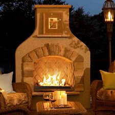 <strong>The Outdoor GreatRoom Company</strong> Sonoma Surround Gas Fireplace