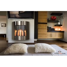 Inspiration Wall Mounted Gel Fuel Fireplace