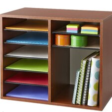 <strong>Safco Products Company</strong> Adjustable Literature Organizer