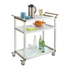<strong>Safco Products Company</strong> Large Refreshment Cart