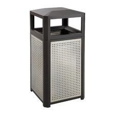 Evos™ Series 15 Gallon Steel Waste Receptacle