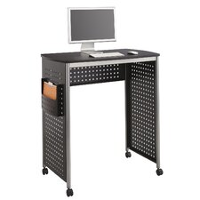 <strong>Safco Products Company</strong> Scoot Stand-up Workstation