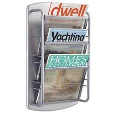 Impromptu® 3 Pocket Magazine Rack