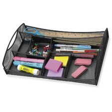 <strong>Safco Products Company</strong> Onyx Mesh Drawer Organizer