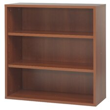 "<strong>Safco Products Company</strong> Apres Modular Storage Open 29.75"" Bookcase"