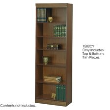 "Trim Kit for WorkSpace Baby 24"" Bookcase"
