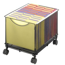 "Onyx 13"" Mesh Mobile File Cube"