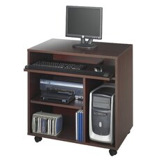 "Ready-To-Use Pc 32""W x 20""D Computer Table"