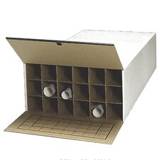 Tube-Stor Filing Box (Set of 2)