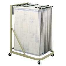 Mobile Stand Filling Cart