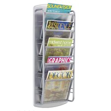 Impromptu® 5 Pocket Magazine Rack