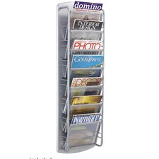 Impromptu® 7 Pocket Magazine Rack