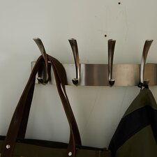 Metal Coat Rack (Set of 6)