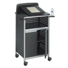 <strong>Safco Products Company</strong> Scoot Multipurpose Lectern