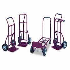 <strong>Safco Products Company</strong> Two-Wheel Steel Hand Truck, 300Lb Capacity