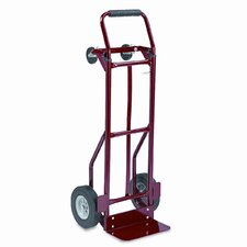 <strong>Safco Products Company</strong> Two-Way Convertible Hand Truck, 400Lb Capacity