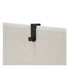 Over the Panel Single Hook (Set of 6)