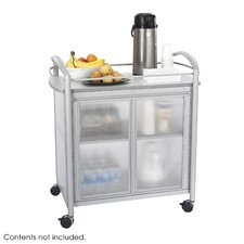 <strong>Safco Products Company</strong> Impromptu Refreshment Cart