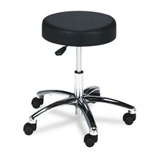 Pneumatic Lift Height-Adjustable Lab Stools