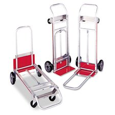 <strong>Safco Products Company</strong> 3-Way Convertible Hand Truck Cart