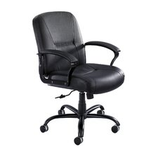 <strong>Safco Products Company</strong> Serenity Big and Tall Mid-Back Chair