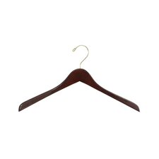 Contoured Coat Hanger (Set of 6)