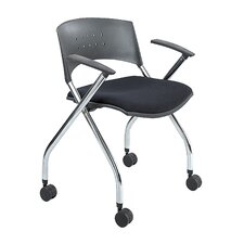 <strong>Safco Products Company</strong> XTC. Folding and Nesting Chair (Set of 2)