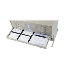 <strong>Safco Products Company</strong> Drawer Dividers in Black