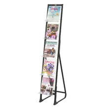 In-View Free Standing Display