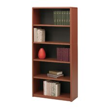 "Value Mate Series Bookcase, 5 Shelves, 31.75"" Wide"