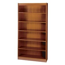 "72"" H Square-Edge Bookcase"